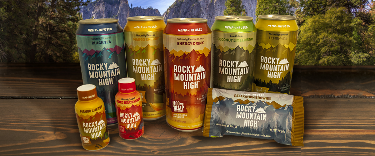 Rocky Mountain High Brands Inc