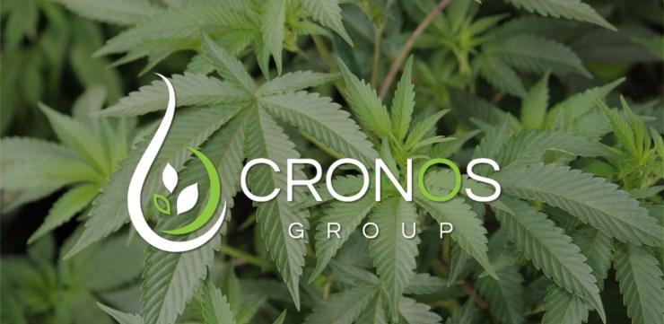 Image result for Cronos Group